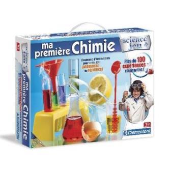 Coffret Clementoni Ma première chimie
