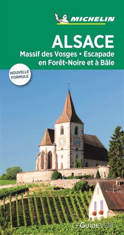 Guide Vert Alsace Vosges