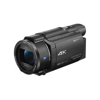 cam scope sony fdr ax53 4k cam scope carte m moire achat prix fnac. Black Bedroom Furniture Sets. Home Design Ideas