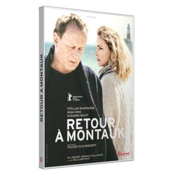 Retour à Montauk DVD