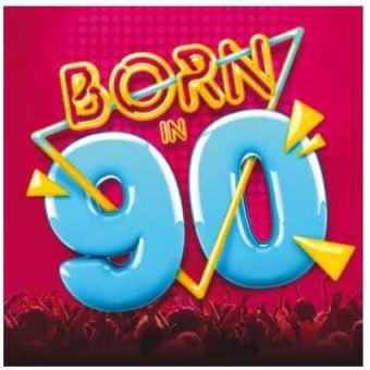 Born In 90s