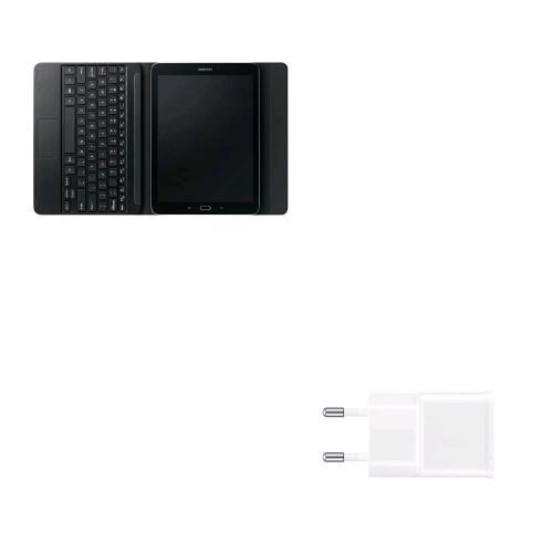 Housse folio avec clavier pour tablette Galaxy Tab S2 9.7 Un design léger et confortable