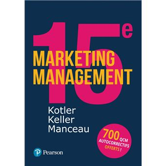 gratuitement marketing management kotler dubois