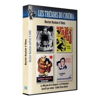 Coffret Buster Keaton DVD