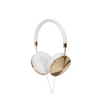 Casque audio Frends Taylor White/Gold
