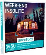 SMAR Coffret cadeau Smartbox Week-end insolite