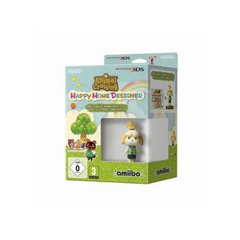 ANIMAL CROSSING HAPPY HOME DESIGNER + AMIIBO MIX 3DS