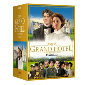 Grand HotelCoffret Grand Hôtel Saisons 1 à 5 DVD