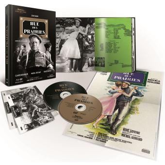 Rue des Prairies Edition Prestige Limitée Numérotée Combo Blu-ray DVD