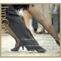Concerto pour bandonéon - Tangos - 3 movimientos tanguisticos