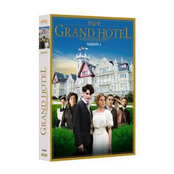 Grand HotelCoffret intégral de la Saison 1 - DVD