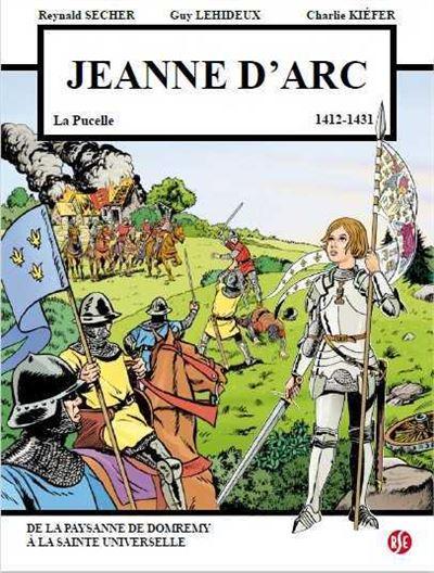 Jeanne d'Arc, La Pucelle, 1412-1431