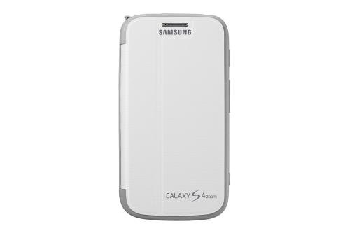 Etui Samsung Flip Cover pour Galaxy Zoom S4 Zoom