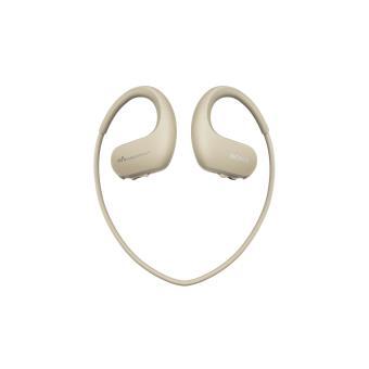Sony Walkman sport NWWS413 lecteur MP3 étanche 4 Go Crème