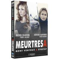 Meurtres à Mont Ventoux et Étretat DVD