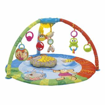 CHICCO FND TAPIS ARCHE BUBBLE GYM