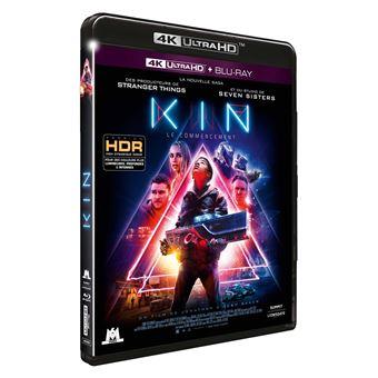 Kin : Le Commencement Blu-ray 4K Ultra HD