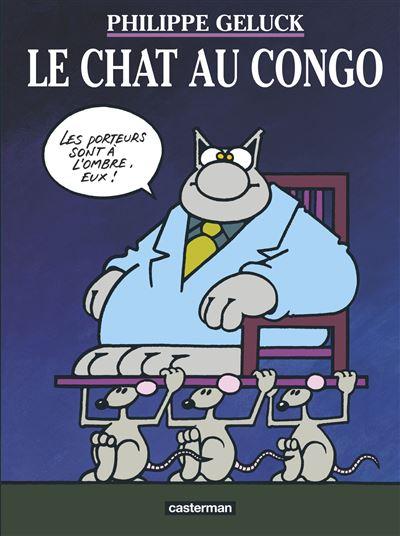 Le Chat -  : Le chat au Congo