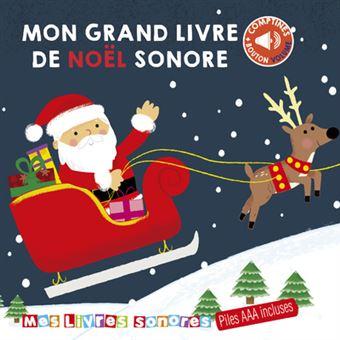 Mon Grand Livre De Noel Sonore