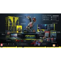 Pre-order - CYBERPUNK 2077 COLLECTOR NL PC - levering vanaf 16/04/20