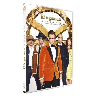Kingsman, services secretsKingsman : Le Cercle d'or DVD
