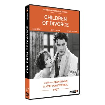 Children of Divorce DVD