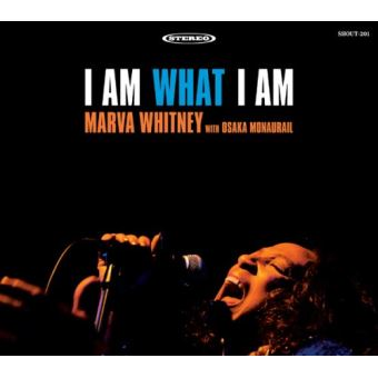 I Am What I Am Marva Whitney Cd Album Fnacbe