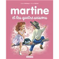 Martine et les quatre saisons