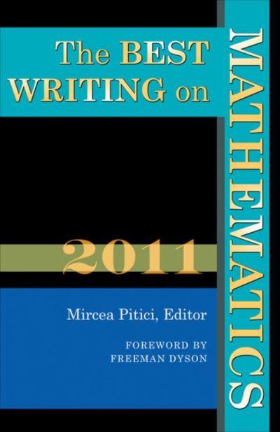 Best writing on mathematics 2011