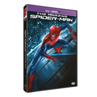 Spider-ManThe Amazing Spider-Man DVD