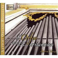 Orfeo Britannico transcriptions orgue
