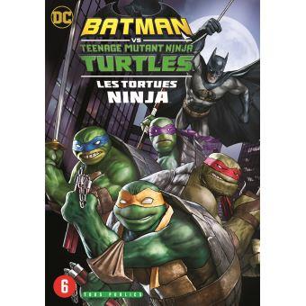 Batman animated seriesBatman Vs Teenage Mutant Ninja Turtles DVD