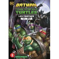 Batman Vs Teenage Mutant Ninja Turtles DVD