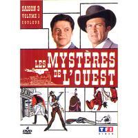 MYSTERES DE LOUEST 3 VOL 1/4 DVD/VF