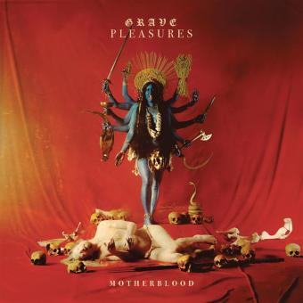 Motherblood Vinyle Gatefold Inclus CD, un livret et un titre bonus