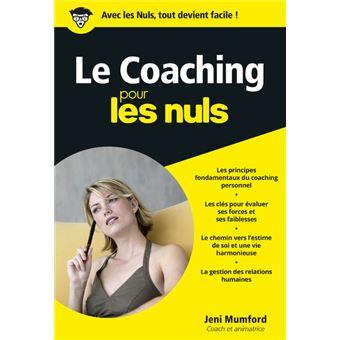 Pour Les Nuls Coaching Poche Pour Les Nuls Le