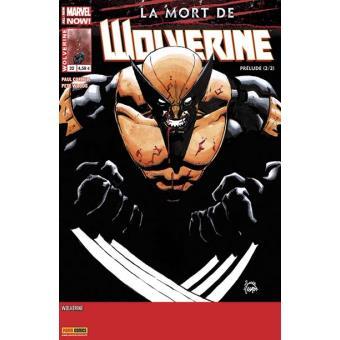 WolverineLa mort de Wolverine