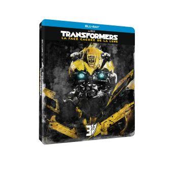 TransformersTransformers 3 La face cachée de la lune Édition Collector SteelBook Blu-ray