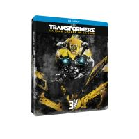 Transformers 3 La face cachée de la lune Édition Collector SteelBook Blu-ray