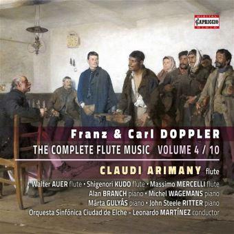 Integrale des musiques pour flute/volume 4