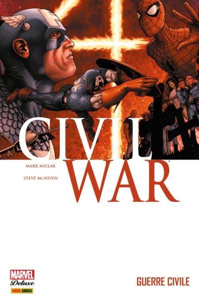 Civil War T01 - Guerre Civile - 9782809461497 - 19,99 €
