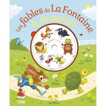 Les fables La Fontaine à écouter