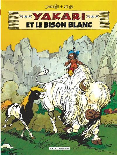 Yakari - Yakari et le bison blanc (version 2012)