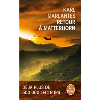 Retour à Matterhorn - Karl Marlantes