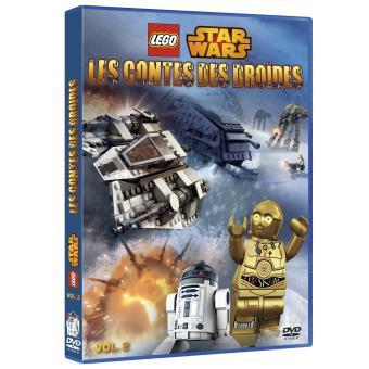 LEGOLego Star Wars Les contes des droïdes Volume 2 DVD