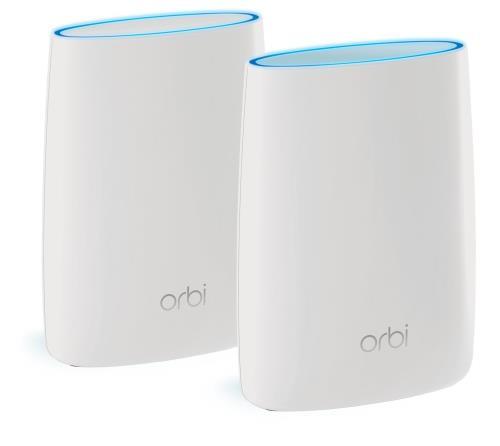 Netgear Orbi Pack routeur + satellite (RBK50-100PES)