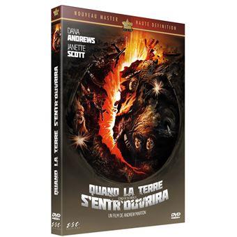 Quand la terre s'entrouvrira DVD