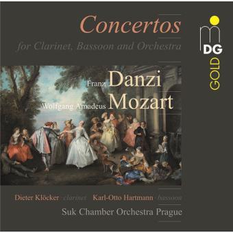 Koncerter For Klarinet Og Fagot