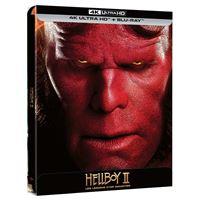 Hellboy II : Les légions d'or maudites Steelbook Blu-ray 4K Ultra HD