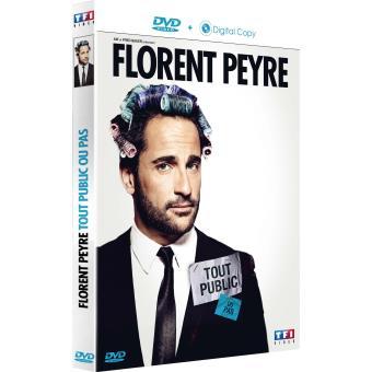 Florent Peyre Tout public ou pas DVD